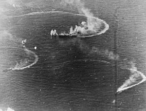 The Battle of the Philippine Sea: June 19-20 While supporting the
